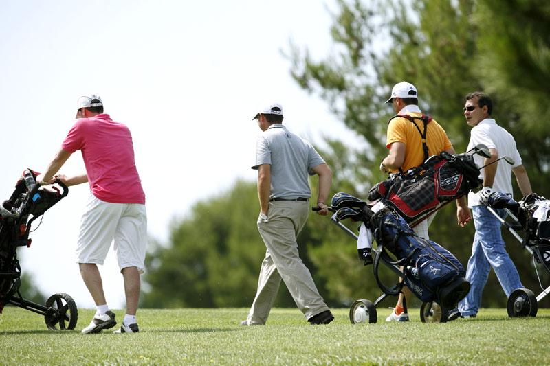 business-golf Teilnehmer